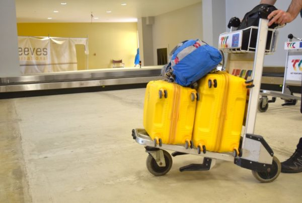 What is the Best Type of Luggage for Niue?