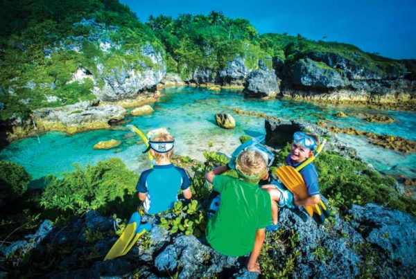 10 Health & Safety Tips for Travelling Niue with Kids