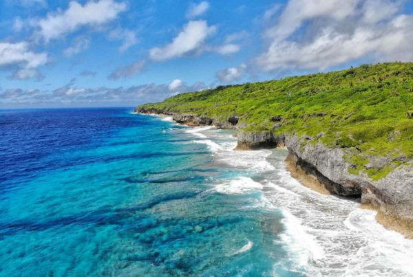 Niue Weather in May