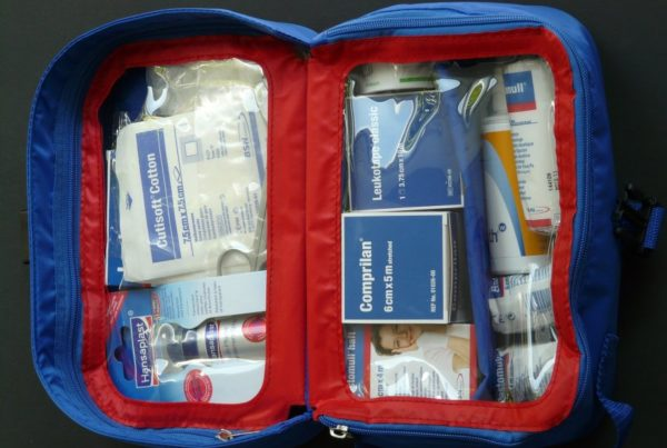 What Medication to Pack in Your First Aid Kit for Niue