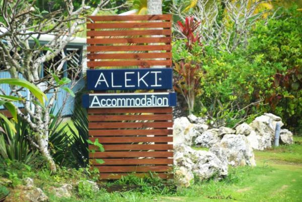 What is the Cost of Accommodation in Niue?