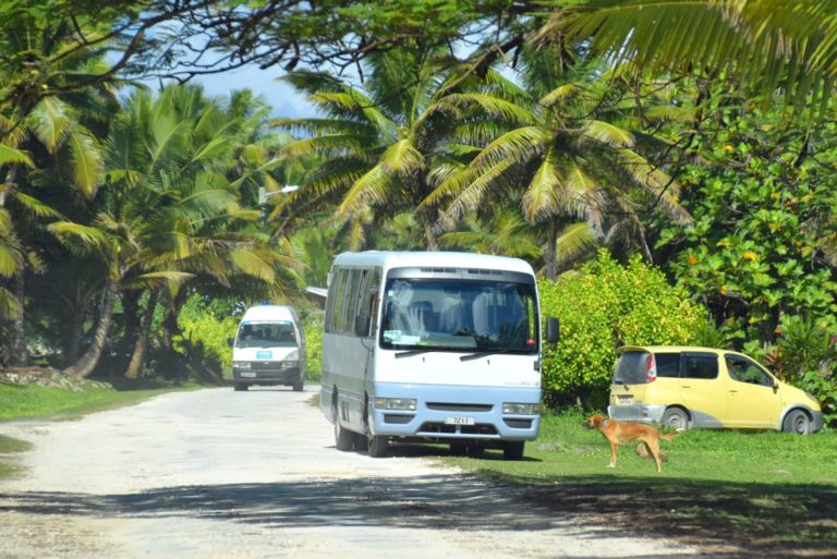 6 Types of Transport in Niue