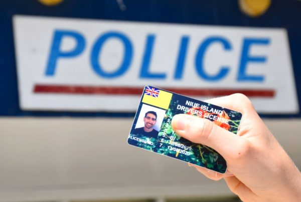 How to Get a Niue Driver's License