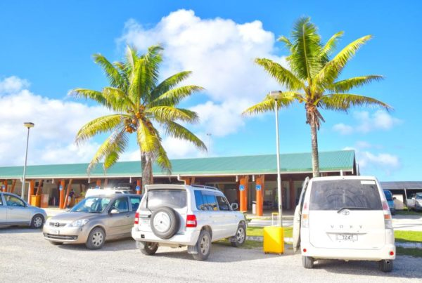 Niue Airport: Your Transfer Options
