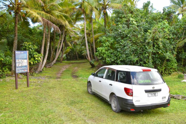 Should You Rent a Car or Use a Taxi in Niue?