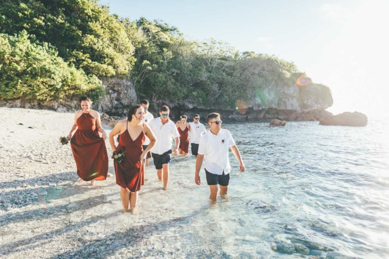 How to Organise Your Wedding in Niue