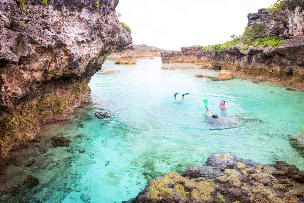 Niue Family Itinerary: 5 Days