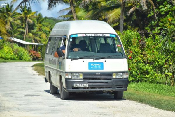 What is the Cost of Transport in Niue?
