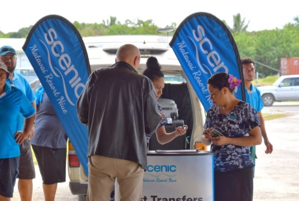 Airport Transfer Options in Niue