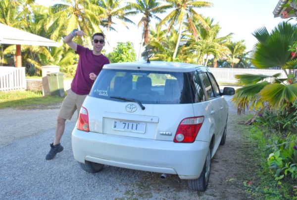 The Guide to Car Hire in Niue