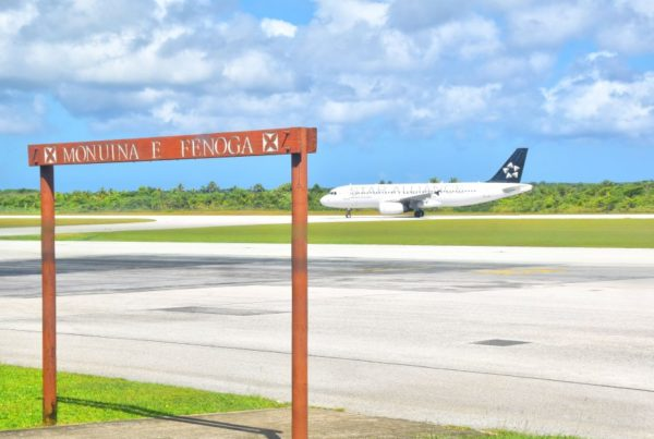 Which Airport to Fly to in Niue