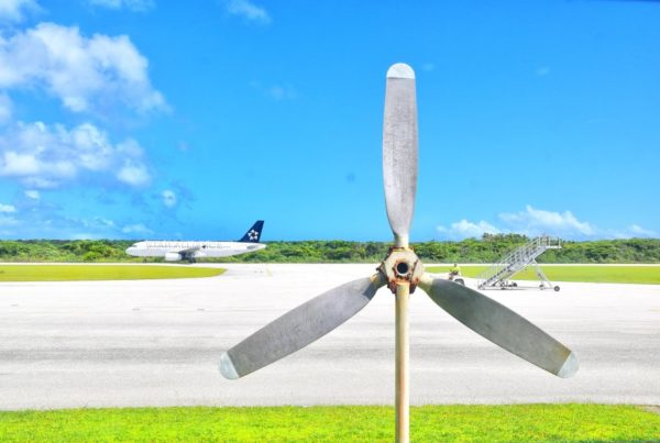 Airport Arrival in Niue - Hanan Airport: Step-by-Step