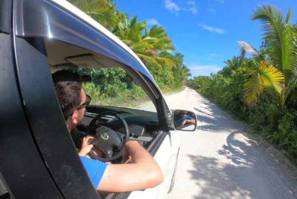 Can You Drive in Niue With an Overseas License?