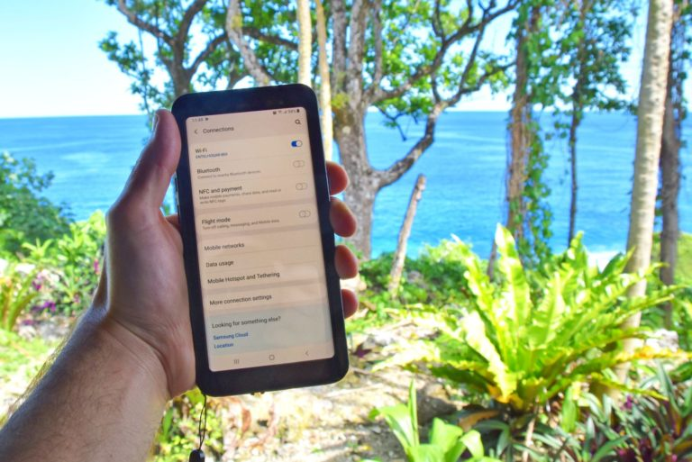 Where to Get WiFi in Niue