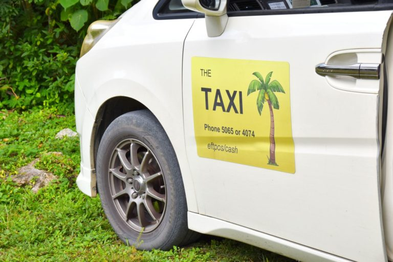 5 Things to Know About Taxis in Niue