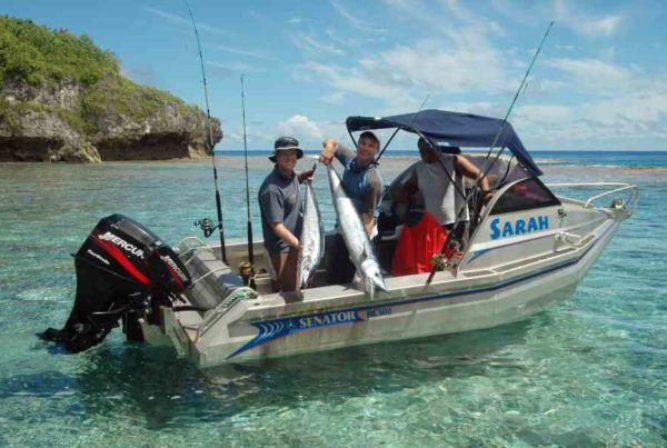 10 Best Fishing Charters in Niue