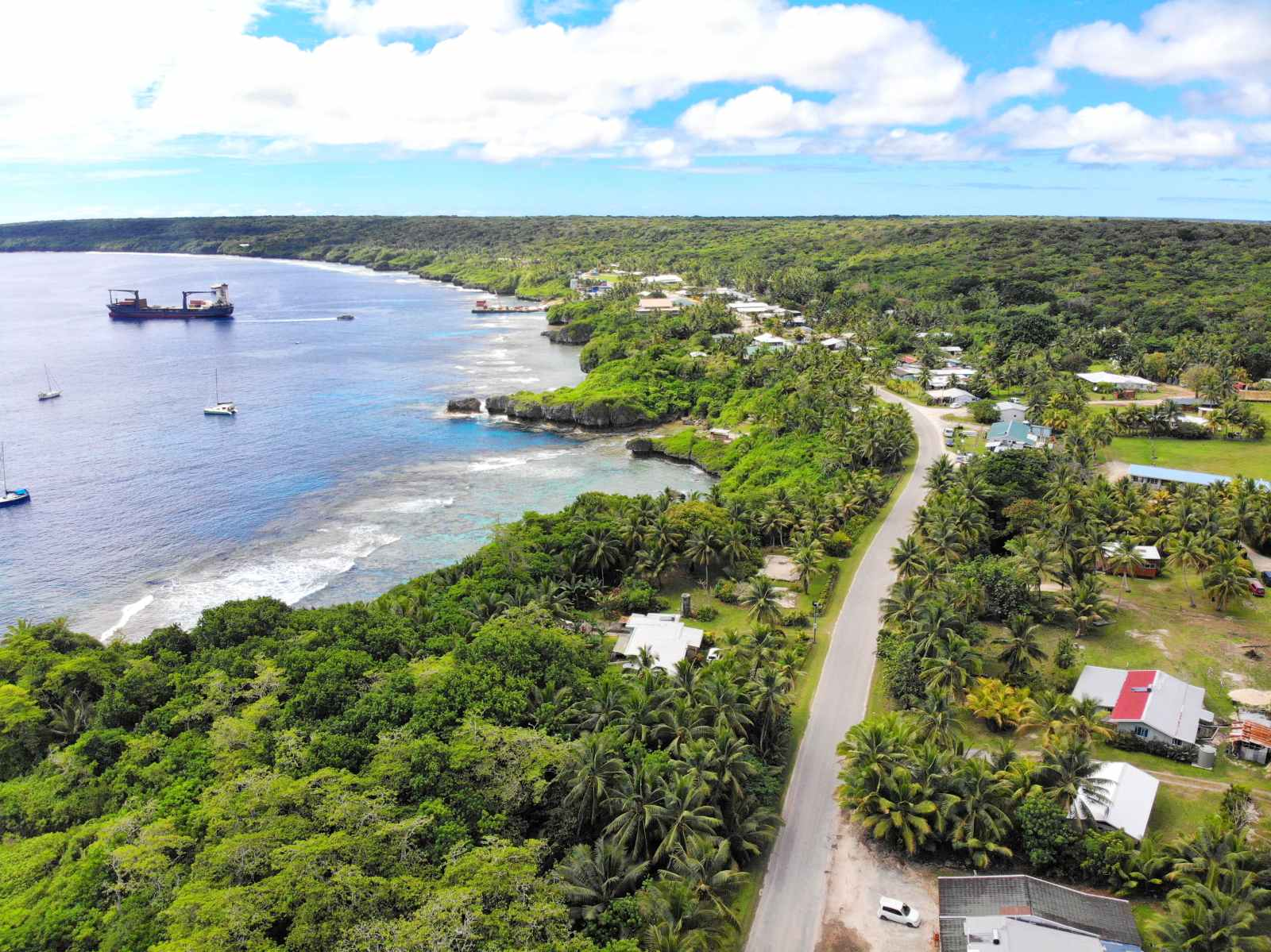 The 5 Biggest Towns & Villages in Niue