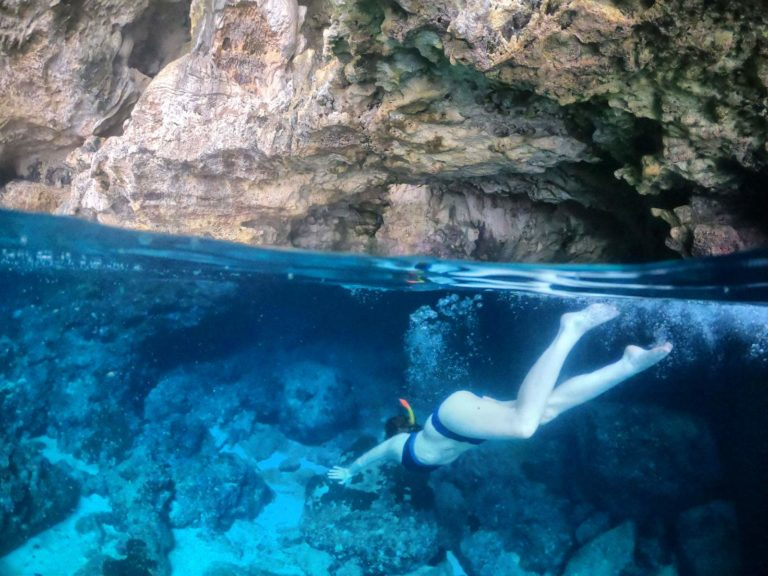 10 Most Beautiful Swimming Holes in Niue