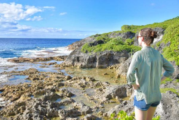 10 Places to Go in Niue at Low Tide