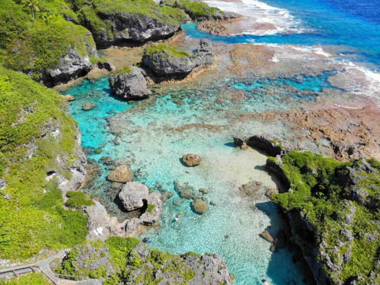5 Most Famous Places in Niue