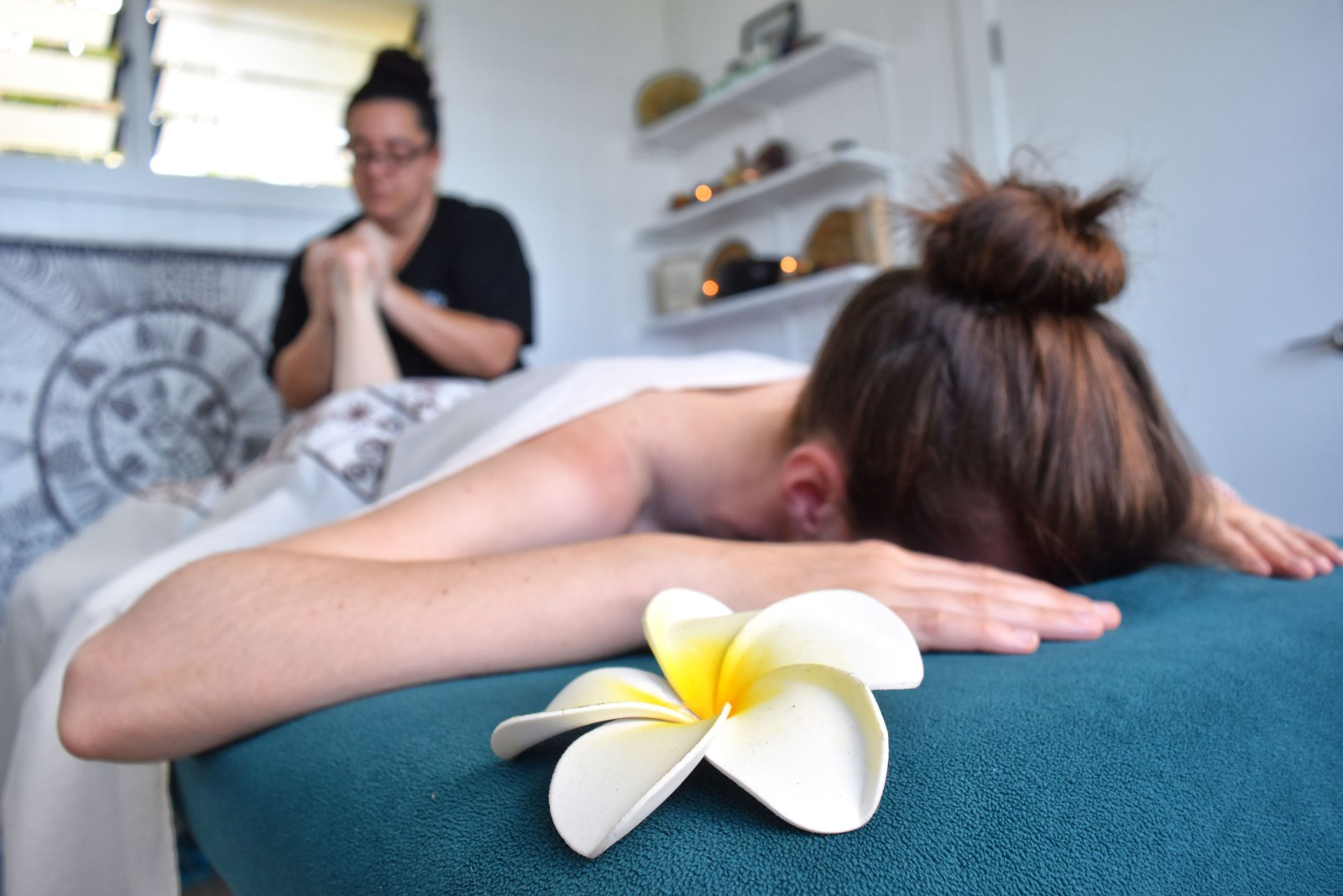 Where to Get a Glorious Massage in Niue