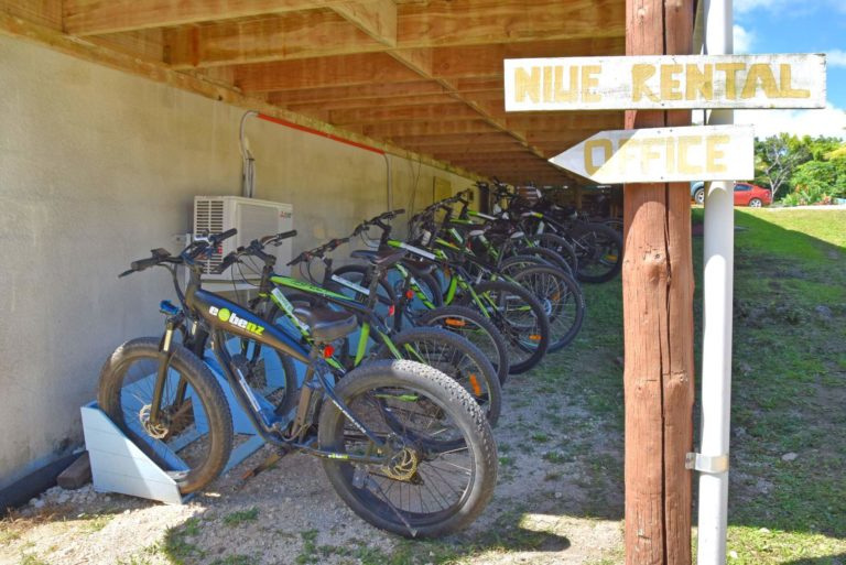 9 Tips for Cycling in Niue