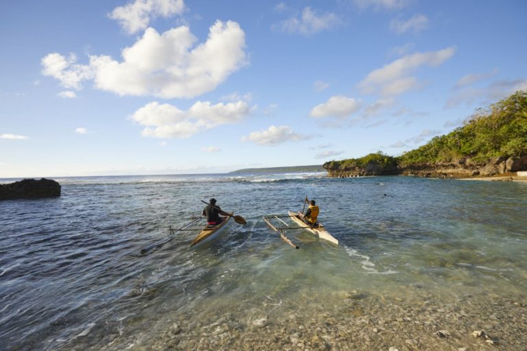 The Guide to SUP, Canoe and Kayak in Niue