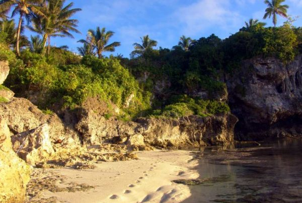 5 Best Beaches in Niue