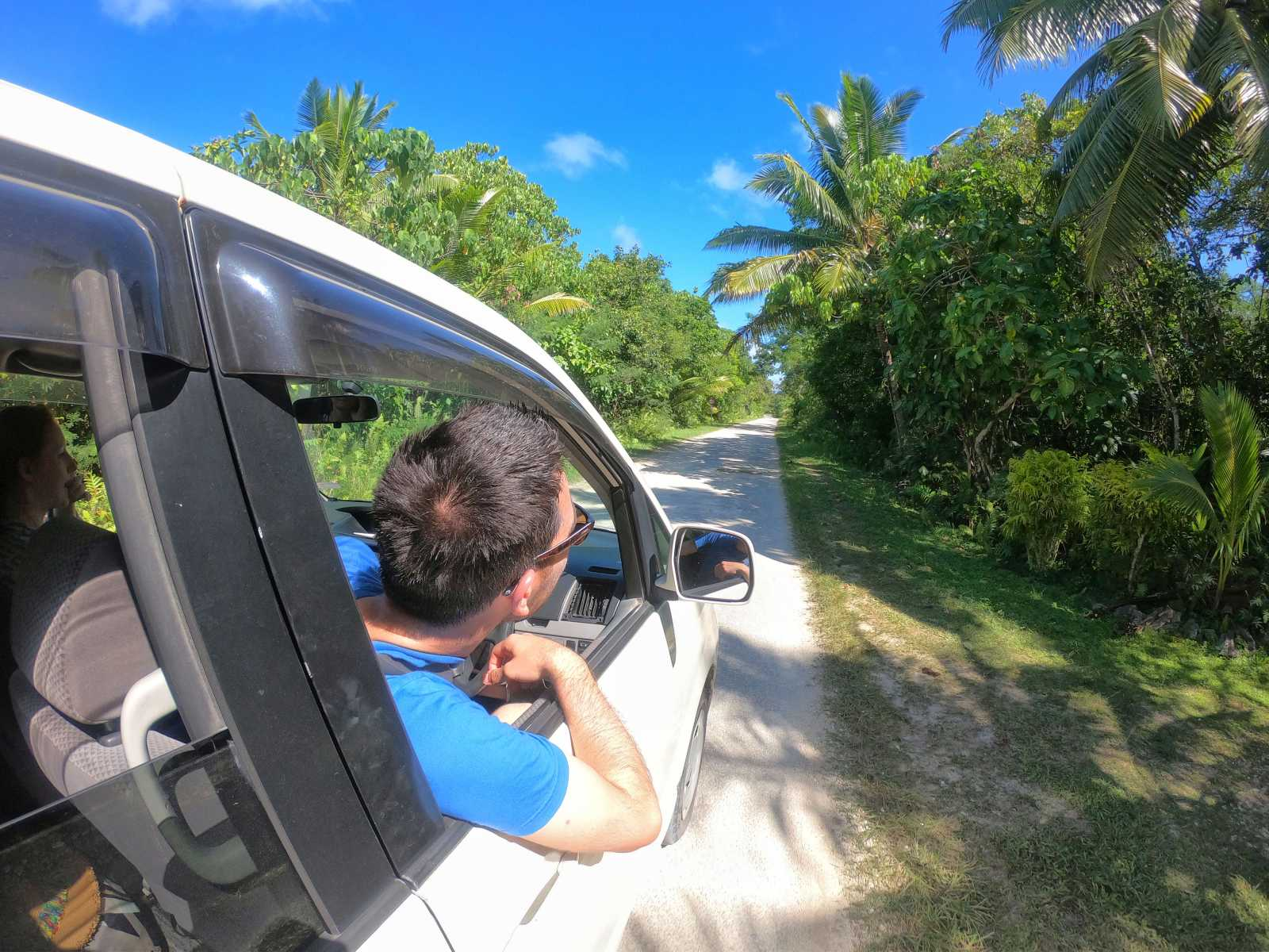 5 Accommodations in Niue with Car Rental