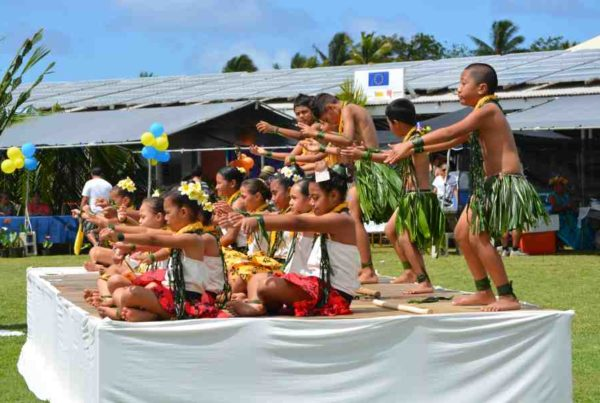 What are the Village Show Days in Niue?