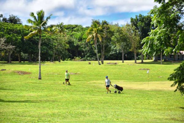 The Complete Guide to Golf in Niue