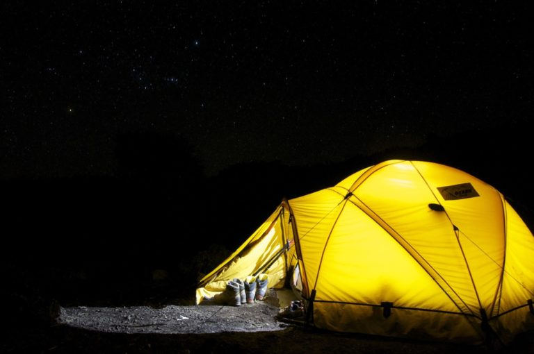 Can You Go Camping in Niue?