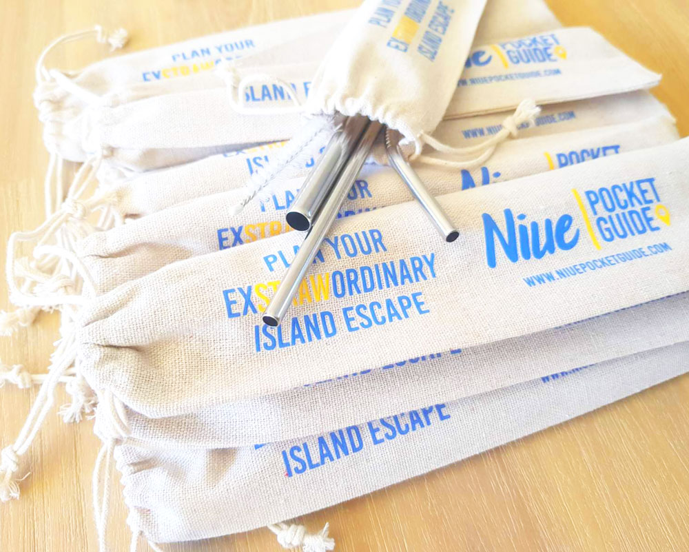 How We Eliminated Plastic Straws from Niue