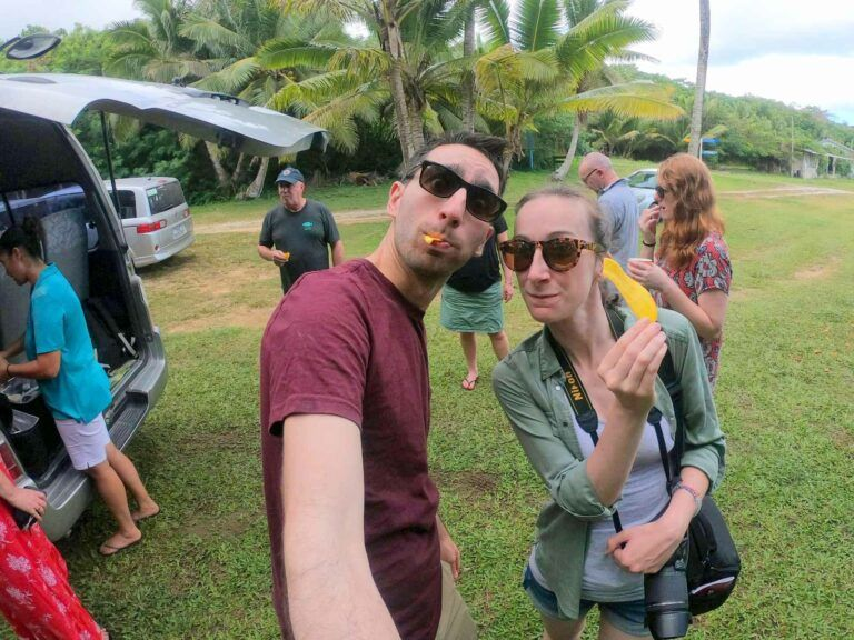 How to Plan a 5-Day Foodie Holiday in Niue