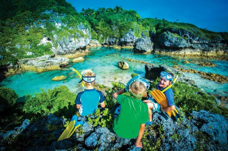 How to Plan a Family Weekend in Niue