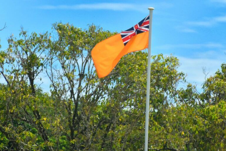 What is the Niue Country Code?